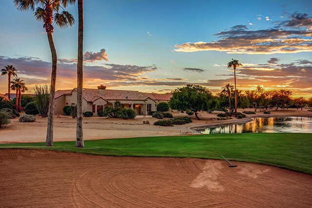 view of a home in Sun City, Arizona