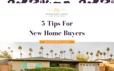 5 Tips For New Home Buyers
