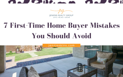 7 First-Time Home Buyer Mistakes You Should Avoid